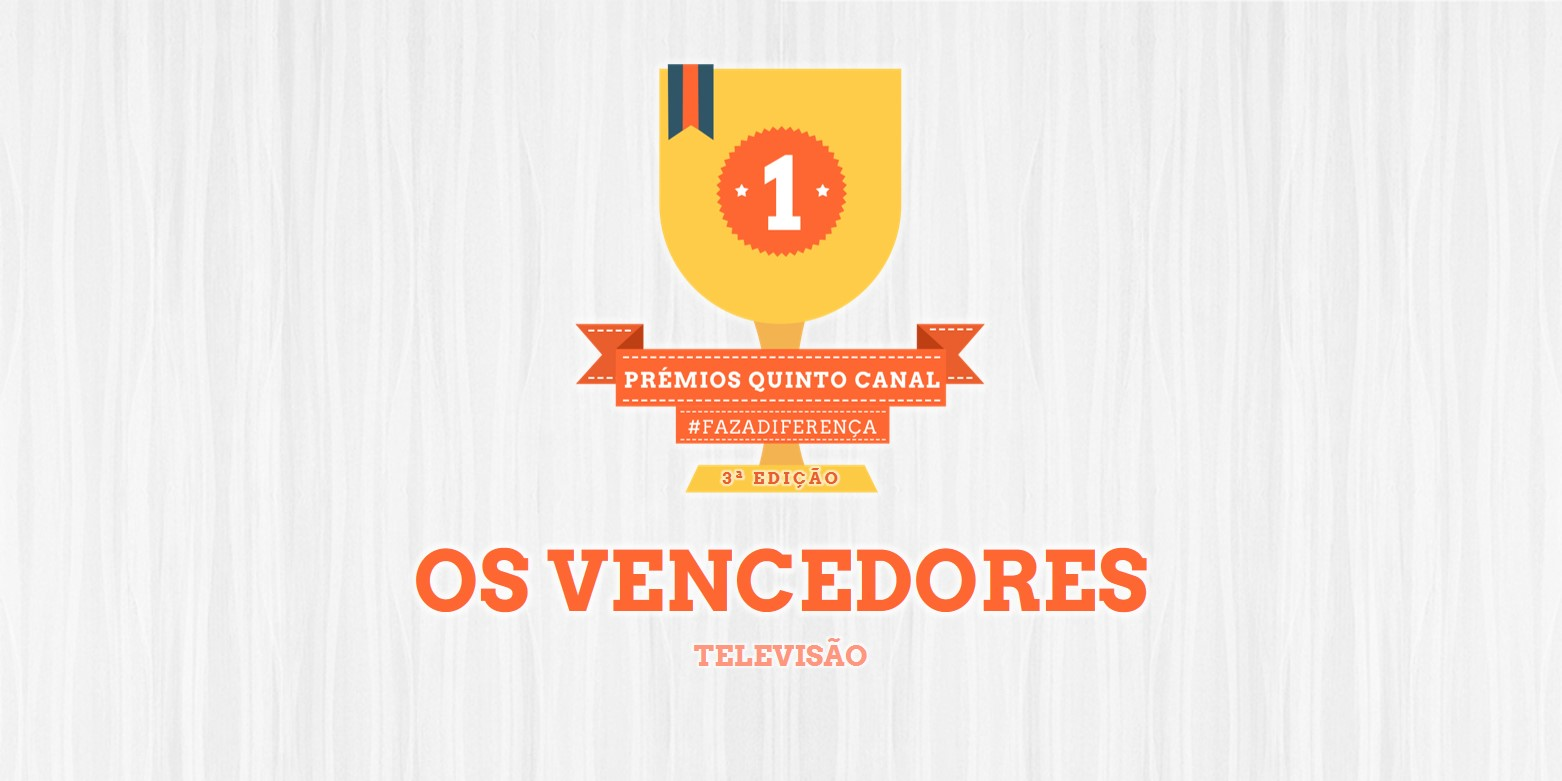 III Prémios Quinto Canal   Os Vencedores – parte 2