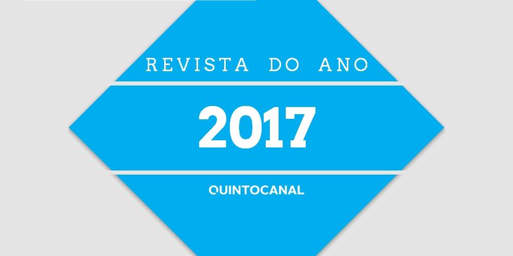Especial Quinto Canal – Revista do Ano 2017: Cinema