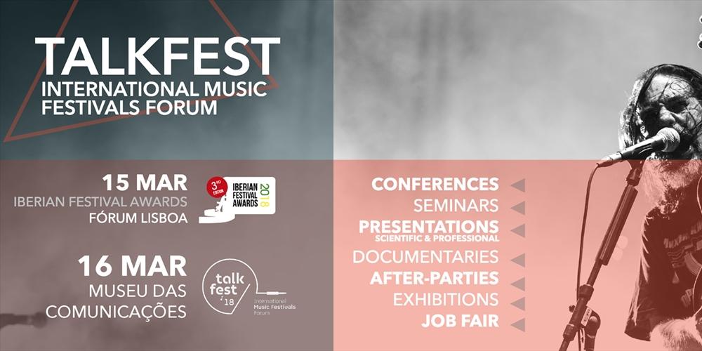 Conheça os novos oradores confirmados para o «Talkfest 2018»