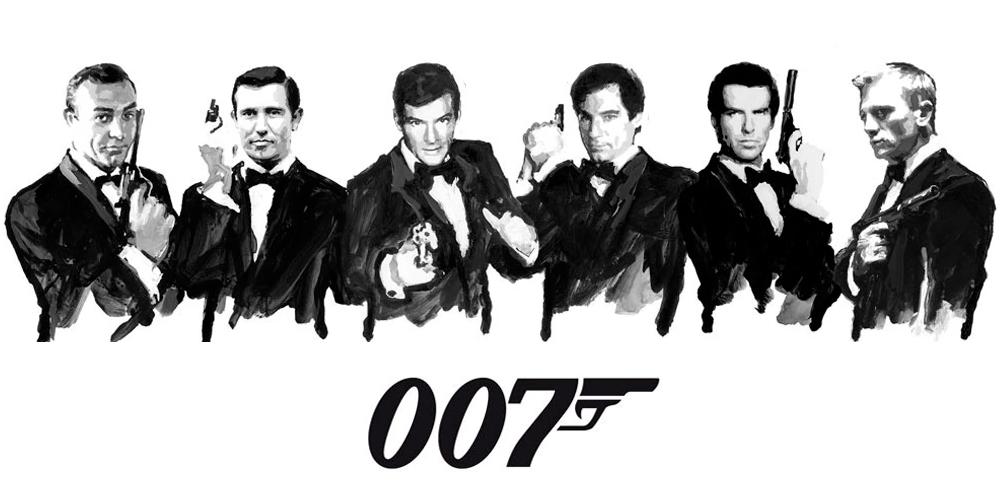 James Bond de «007» é a estrela do mês de fevereiro no FOX Movies