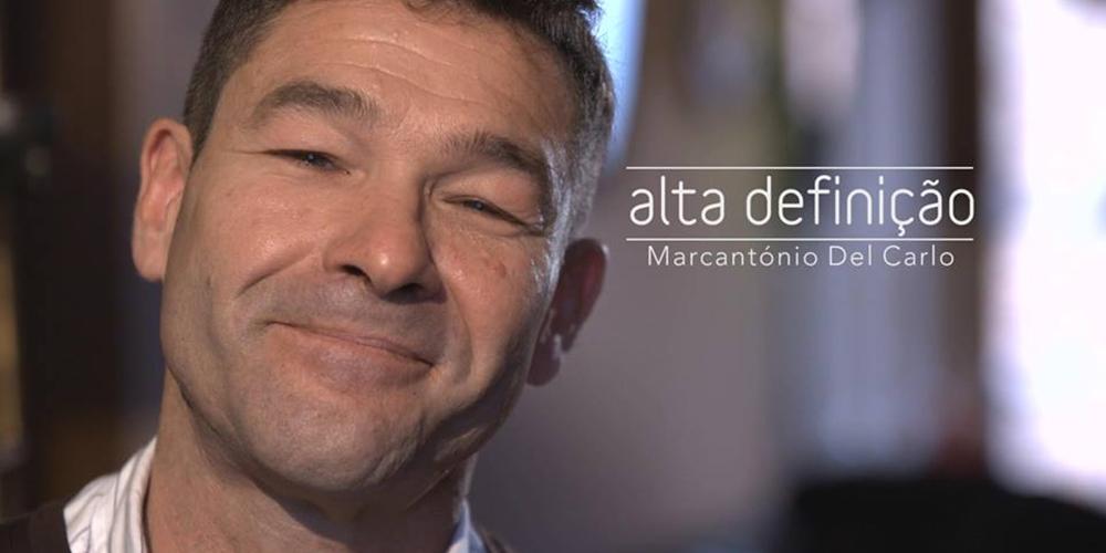 Marcantónio Del Carlo é o convidado da semana do «Alta Definição»