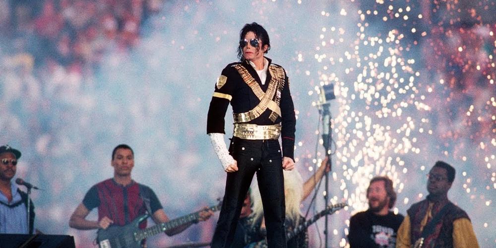 Máquina do Tempo | Especial «Super Bowl Halftime Show» – Michael Jackson (1993)