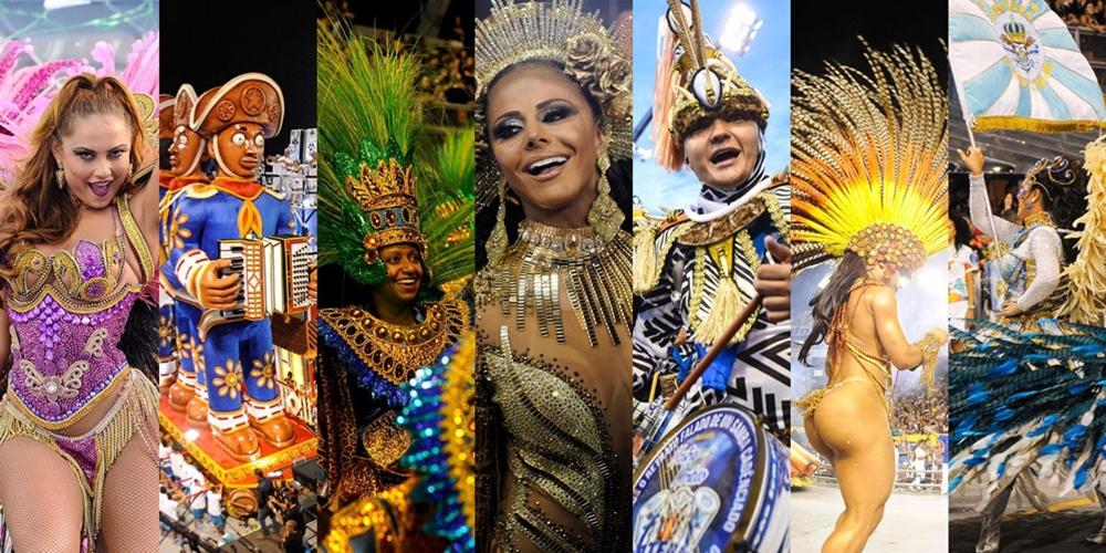Globo Premium transmite desfiles de Carnaval do Brasil