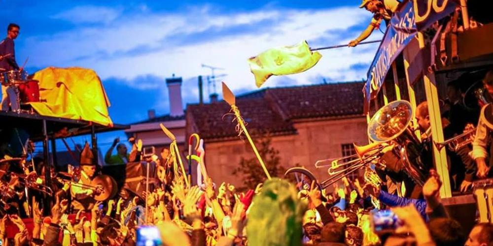 PAUSA: O Carnaval tradicional de Canas de Senhorim