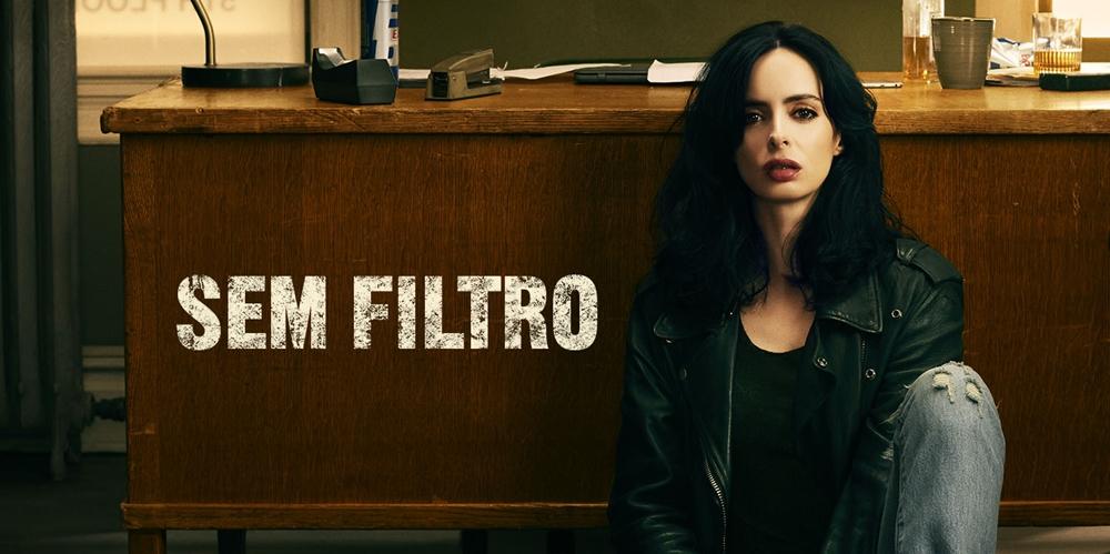 Netflix revela novo trailer da segunda temporada de «Jessica Jones»