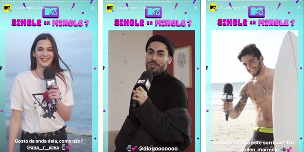 «MTV Single or Mingle» é o novo projeto da MTV no Instagram