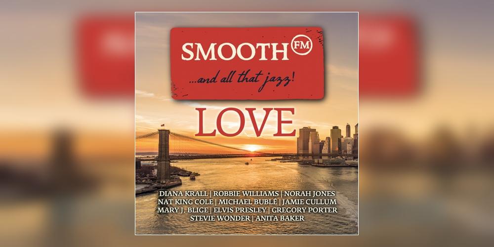 «Smooth Love»: Smooth FM lança disco a pensar no Dia dos Namorados