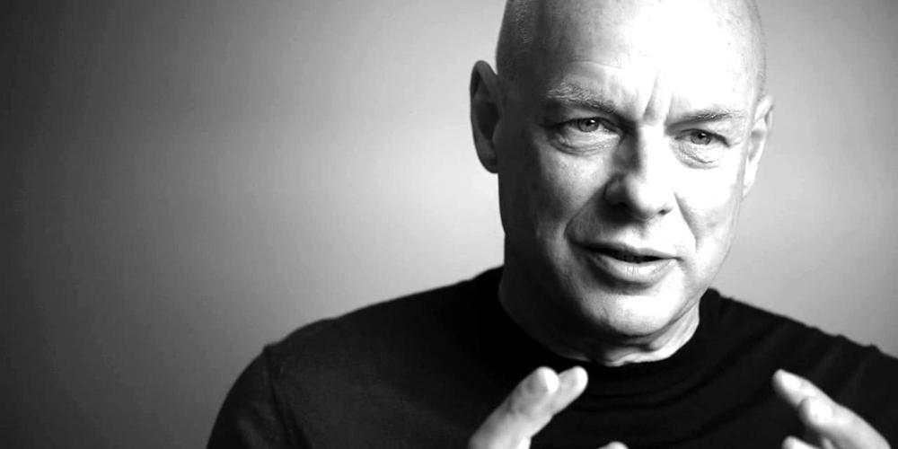 «Music for Installations» de Brian Eno será lançado em maio