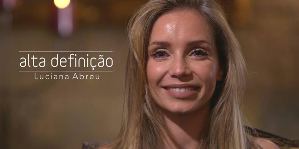 «Alta Definição» recebe novamente Luciana Abreu
