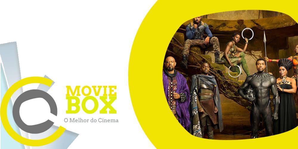 MovieBox #116   12 a 15 de abril   «Rampage» com estreia modesta