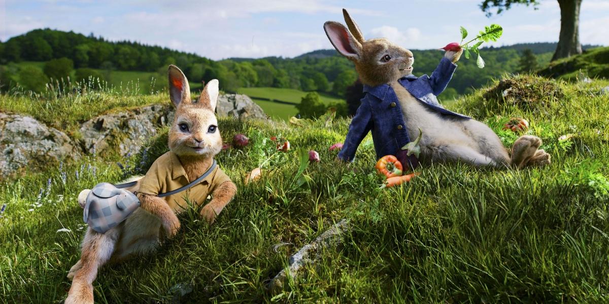 MovieBox #115   05 a 08 de abril   «Peter Rabbit» mantém a liderança