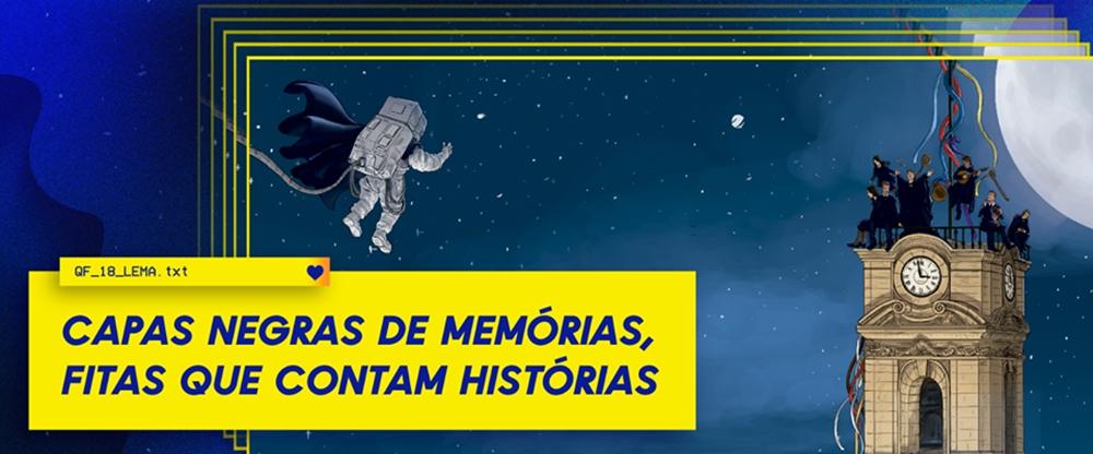 Conheça o cartaz oficial da «Queima das Fitas de Coimbra 2018»