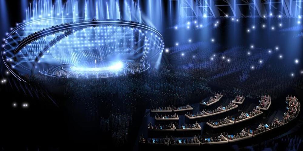 Palco Eurovisão Portugal - Eurovision Stage 2018