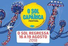 Conheça o cartaz completo do festival «Sol da Caparica 2018»