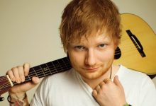 Ed Sheeran anuncia concerto em Portugal em 2019