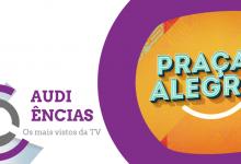 Audiências   Saiba como correu a estreia da nova «Praça da Alegria»