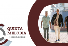 Quinta Melodia – Toque Nacional: Os GNR
