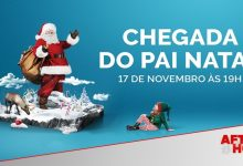 Palácio do Gelo em Viseu celebra a chegada do Pai Natal este fim-de-semana