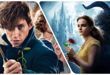 SIC transmite «Fantastic Beasts» e «Beauty And The Beast» este Natal
