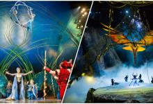 RTP aposta na transmissão do «Cirque du Soleil» nesta época natalícia