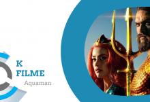 K Filme: A tão aguardada estreia de «Aquaman»