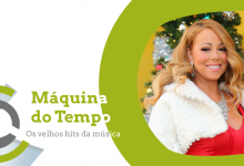 Máquina do Tempo   Mariah Carey – All I Want For Christmas Is You