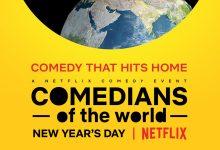 «Comedians Of The World»: Série inovadora da Netflix ganha data de estreia
