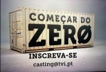 TVI: «O Contentor» transforma-se em «Começar do Zero»