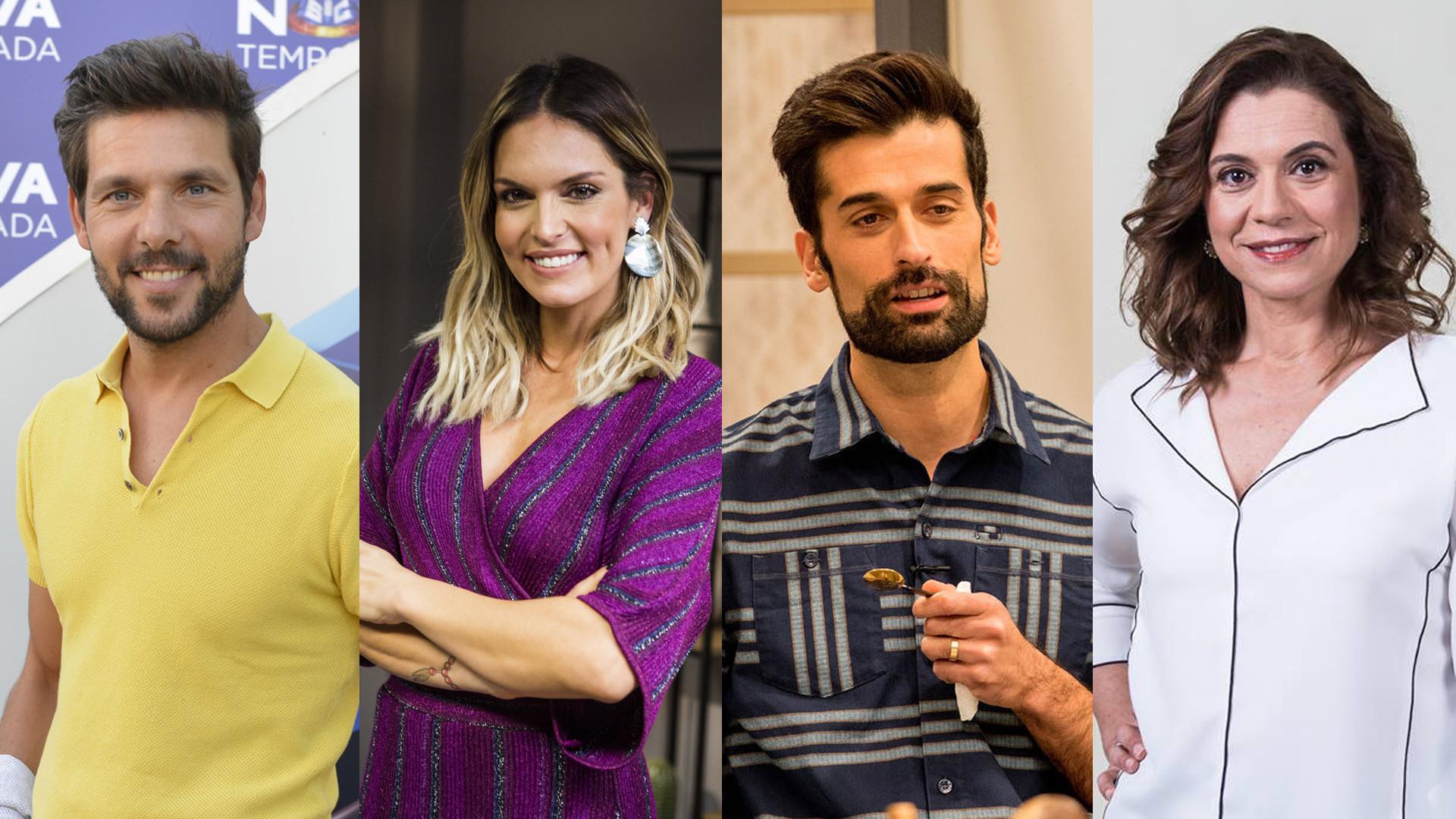 Jorge Corrula, Diana Chaves, António Raminhos e Conceição Lino, Lip Sync Portugal
