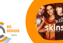 Arquivo Só Séries: «Skins» (2007)
