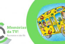 Memórias da TV: A famosa e divertida «Carrinha Mágica»