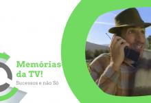 Memórias da TV: «Tou xim? Um momento… É para mim!»