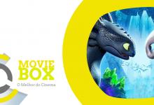 MovieBox #145 | 21 a 24 de fevereiro | Novo «Como Treinares O Teu Dragão» ocupa a liderança