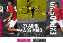 TVI aposta na transmissão do «Millennium Estoril Open»