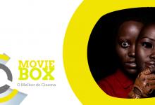 MovieBox #148 | 21 a 24 de março | Saiba como correu a estreia de «Nós»