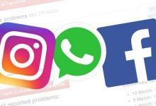 Facebook, Whatsapp e Instagram dão erro de acesso em todo o mundo