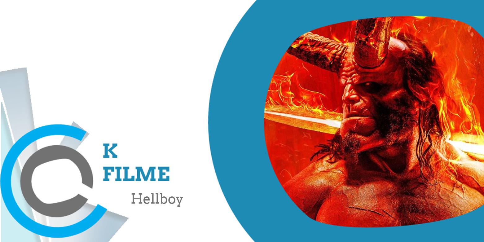 K Filme: O regresso de «Hellboy» aos cinemas
