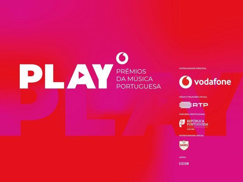 Conheça os vencedores dos «Play – Prémios da Música Portuguesa»