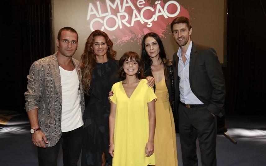 «Alma e Coração» volta a estar nomeada no estrangeiro