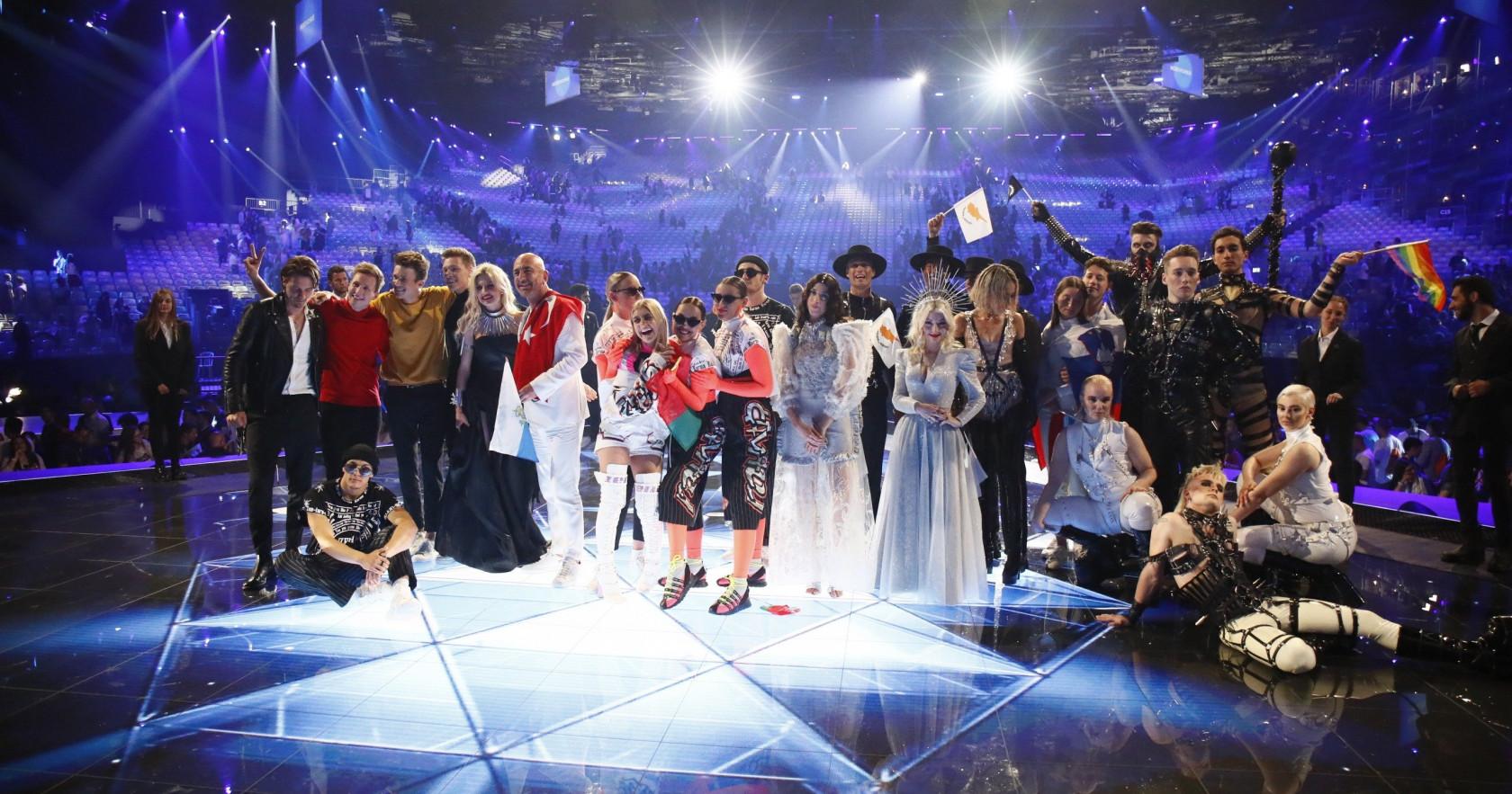 Conheça os primeiros 10 finalistas do «Eurovision Song Contest 2019»