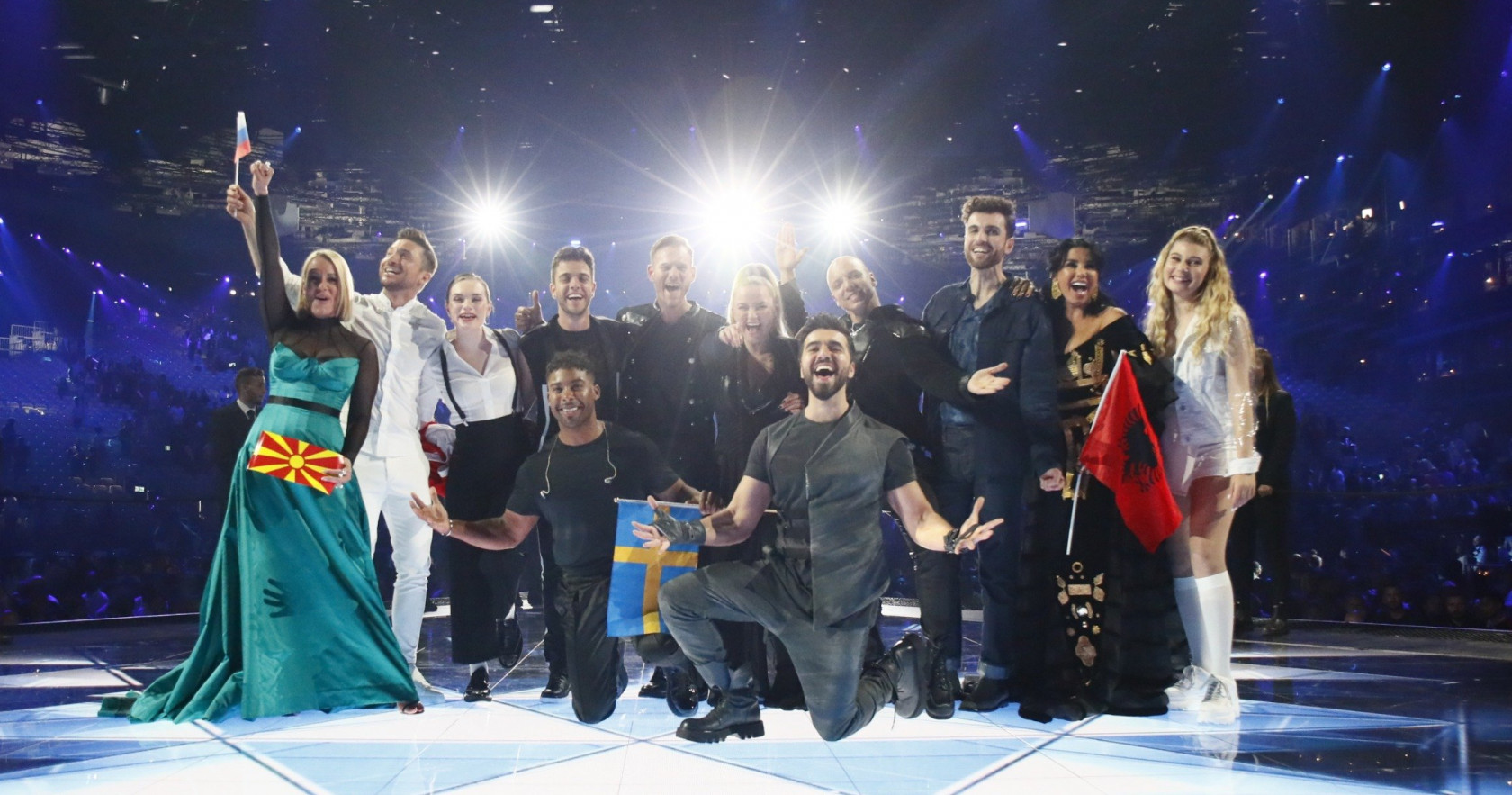 Conheça os finalistas da segunda semifinal do «Eurovision Song Contest 2019»