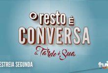 «O Resto é Conversa» estreia segunda ao final da tarde na TVI [com vídeo]