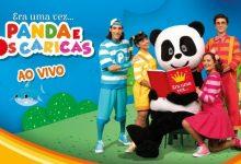 «Era uma vez…»: Já estão à venda os bilhetes para o novo musical de O Panda e Os Caricas