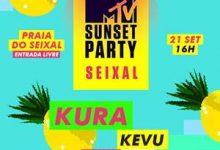 Kura e Kevu são os destaques da «MTV Sunset Party Seixal 2019»