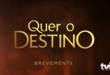 «Quer o Destino» é a nova novela da TVI [com vídeo]