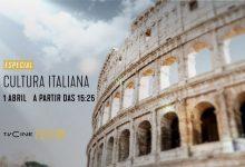 TVCine Edition transmite o «Especial Cultura Italiana»