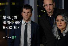Filme «Operação Hummingbird» estreia no TVCine Top