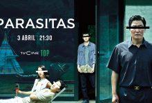 Filme «Parasitas» estreia em exclusivo em televisão