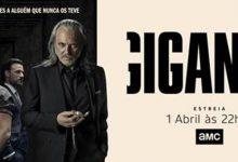 AMC estreia em exclusivo a série «Gigantes»