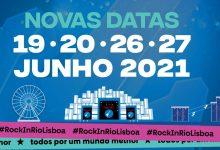 Rock in Rio Lisboa oficialmente adiado para 2021